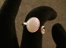 Opal ring 022